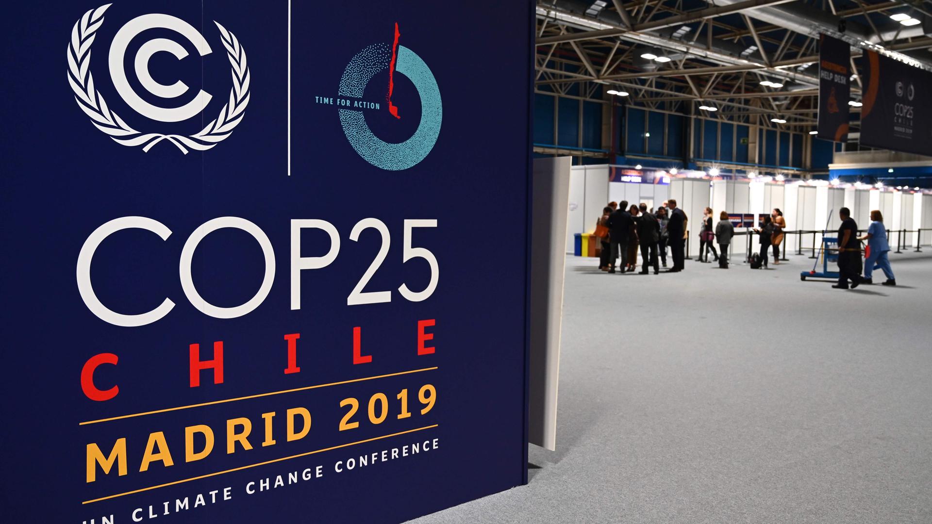 COP 55 madrid cambio climatico