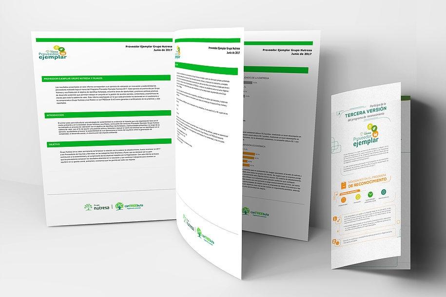 Sostenibilidad Grupo Nutresa - conTREEbute