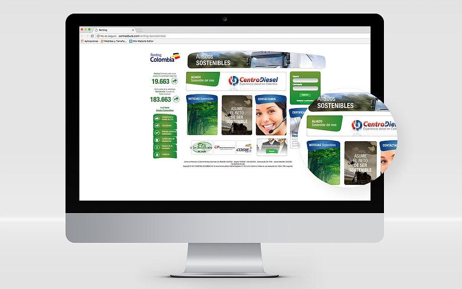 Sostenibilidad Bancolombia - conTREEbute