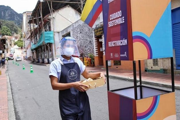 reactivacion sostenible economia colombia covid