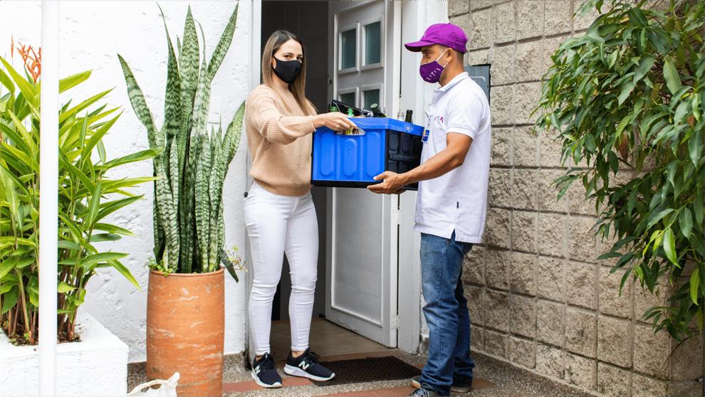 vitia reciclaje medellin economia circular